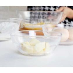 saladier en verre 12cm