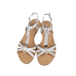 sandale spartiate TOM&EVA blanc