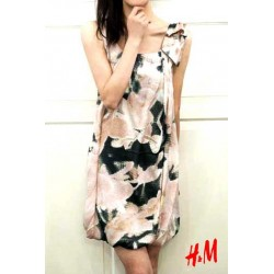 robe imprime H&M