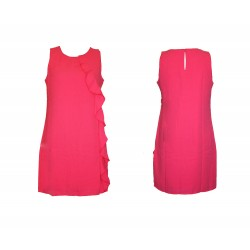 robe rose fuschia INCITY