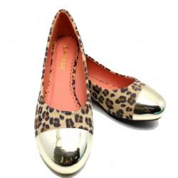 ballerine leopard ANNA