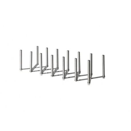 Support pour couvercles, acier inoxydable VARIERA - IKEA