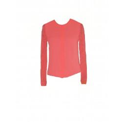 blouse fluo LA BASIQUE