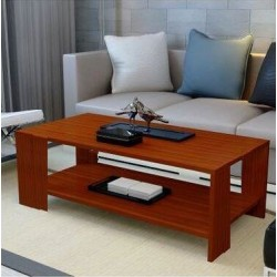 11.19 Table basse rectangulaire 1M marron