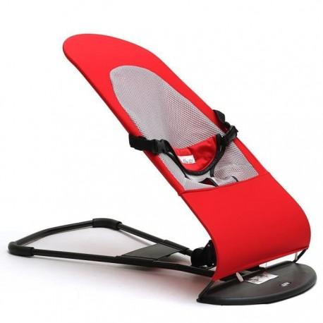 E04.20 Transat balance ergonomique simple rouge