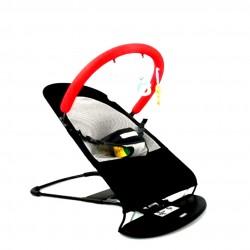 M06.20 transat balance ergonomigue avec arche ludique noir