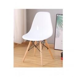 E04.20 chaise scandinave blanc