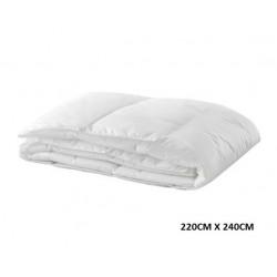 E05.20 Couette legere IKEA blanc 220CM