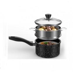 Mini casserole cuit vapeur pierre maifan 18CM