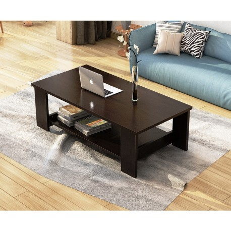 B  08 20   Table basse rectangulaire 1M