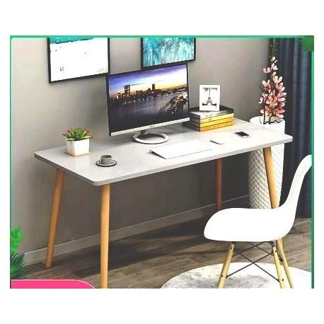 E10.20 table multifonction en  scandinave  gris 100*50cm