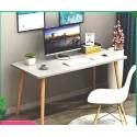 E10.20 table multifonction en  scandinave  gris    clair  100*50cm