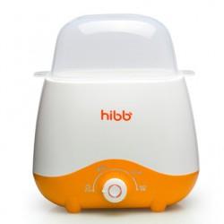E01.21.  Chauffe biberon sterilisateur HIBB orange et blanc
